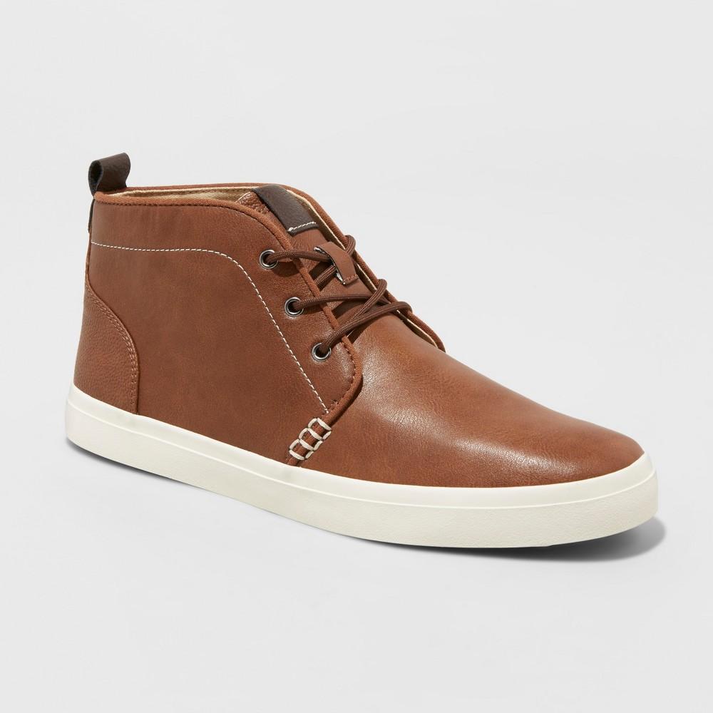 Men's Louie Chukka Boots - Goodfellow & Co Brown 10.5