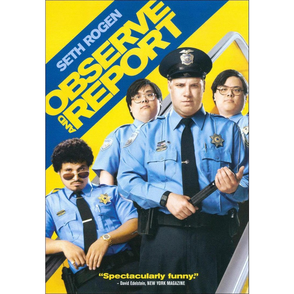 Observe and Report (dvd_video)