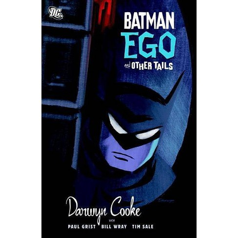 Ego and Other Tails - (Batman) by  Darwyn Cooke (Paperback) - image 1 of 1