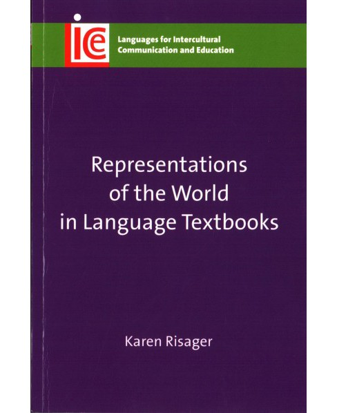 Representations of the World in Language Textbooks (Paperback) (Karen Risager) - image 1 of 1