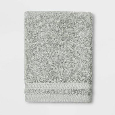 Performance Washcloth Light Sage Green - Threshold™