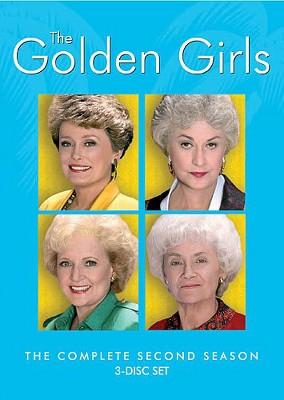 Golden Girls: Complete Second Season (DVD)