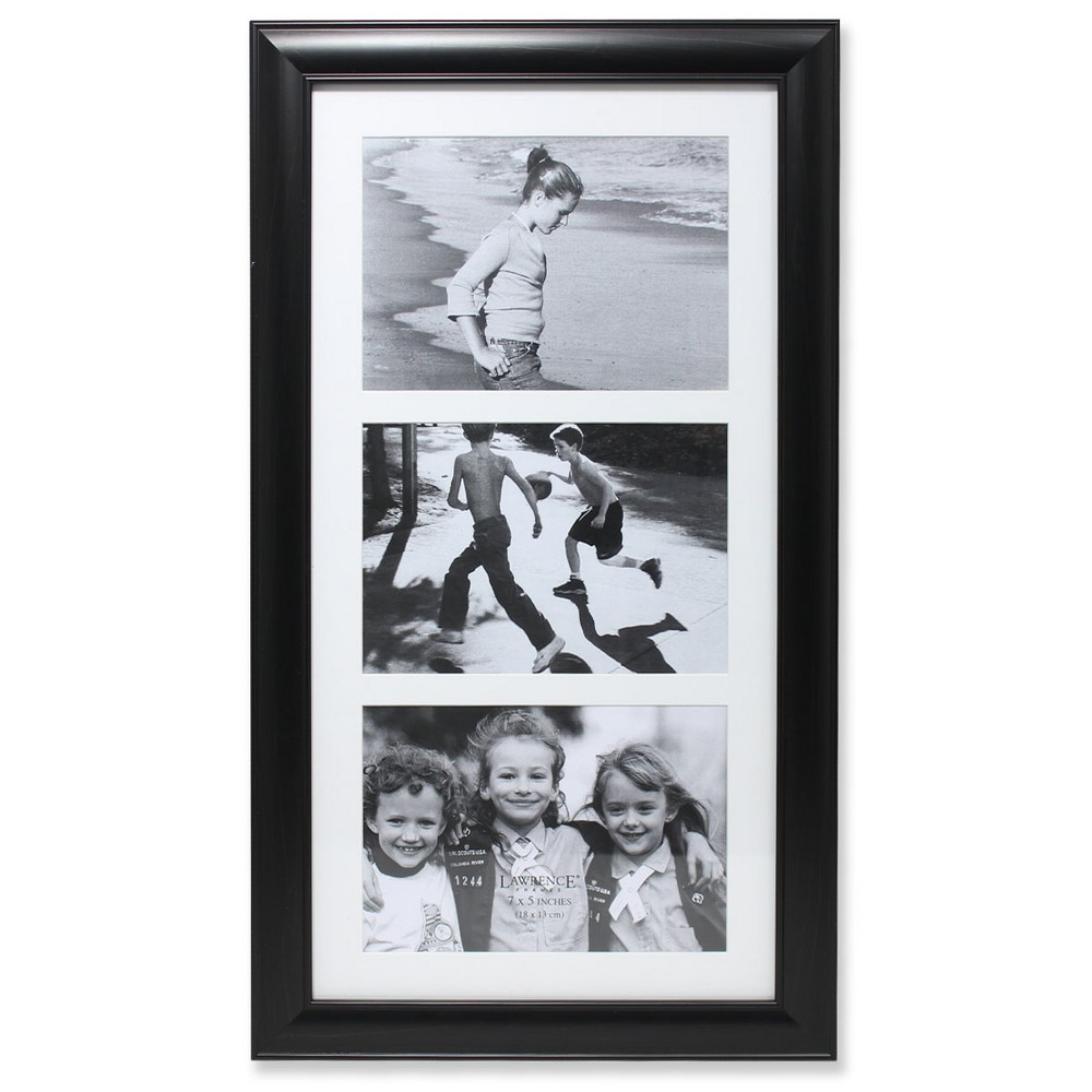 "Image of ""5""""x7"""" Collage Frame Black - Lawrence Frames"""