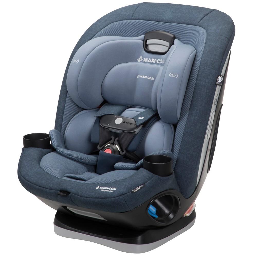 Image of Magellan Max Convertible Car Seat - Nomad Blue