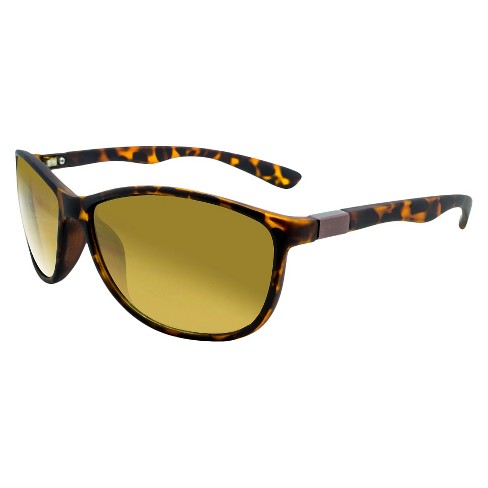Women's Square Tort Sunglasses - Brown - image 1 of 2