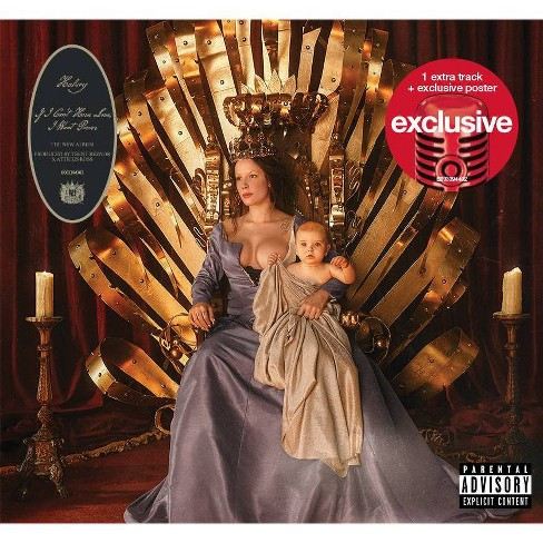 Halsey - If I Can't Have Love, I Want Power (Target Exclusive, CD) - image 1 of 2