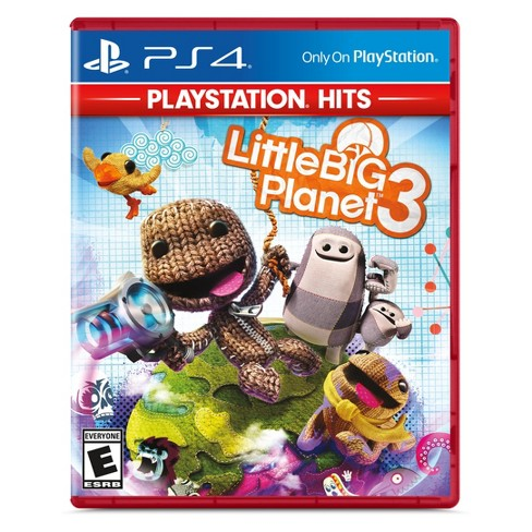 Little Big Planet 3 - PlayStation 4 PlayStation Hits - image 1 of 4