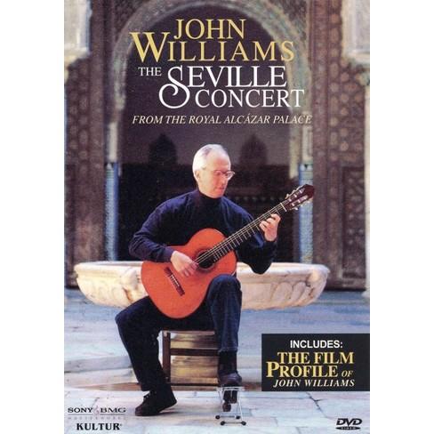 Seville Concert: John Williams (DVD) - image 1 of 1