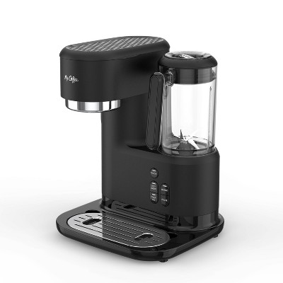 Mr. Coffee Frappe Hot and Cold Single-Serve Coffee Maker - Black