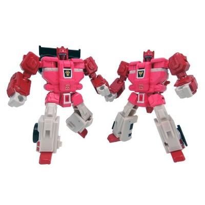 LG58 Clone Bot Set Fastlane and Cloudraker | Japanese Transformers Legends Action figures