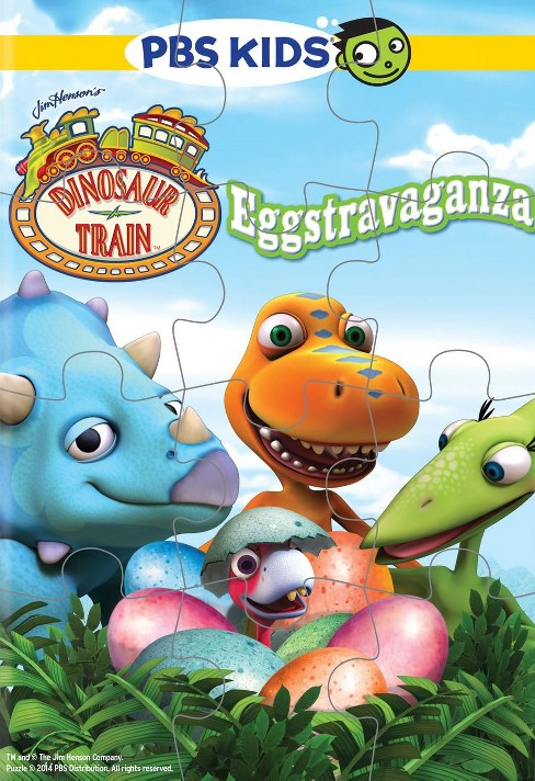 Dinosaur Train: Eggstravaganza [With Puzzle] - image 1 of 1