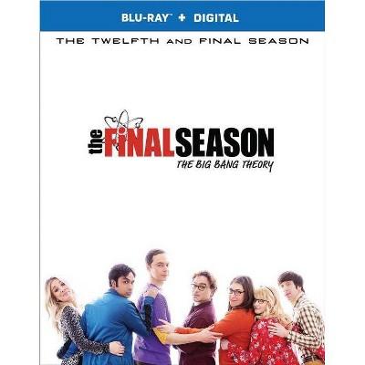 The Big Bang Theory: The Twelfth and Final Season (Blu-Ray)