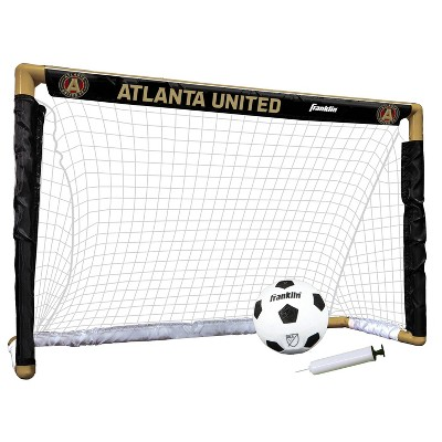 MLS Atlanta United FC Size 1 Mini Soccer Goal Set