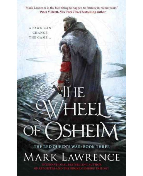 Wheel of Osheim (Paperback) (Mark Lawrence) - image 1 of 1