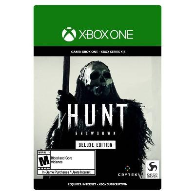 Hunt: Showdown Deluxe Edition - Xbox One/Series X|S (Digital)