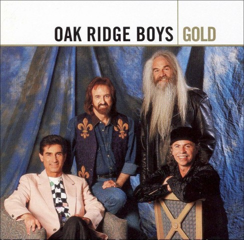 Oak ridge boys - Gold (CD) - image 1 of 1