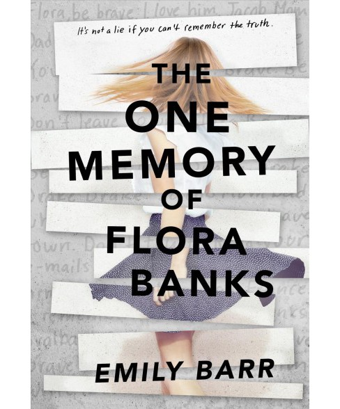One Memory of Flora Banks -  Reprint by Emily Barr (Paperback) - image 1 of 1