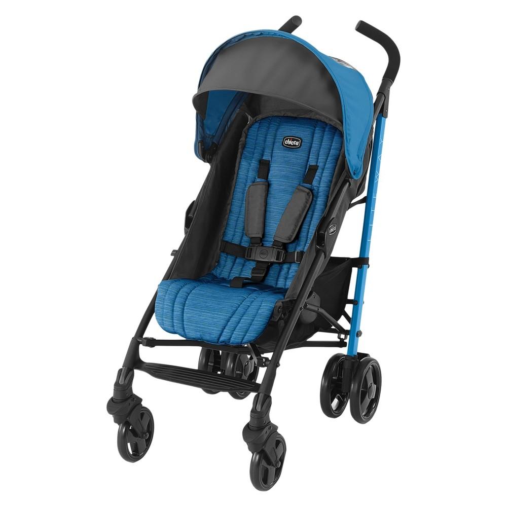 Image of Chicco Liteway Stroller - Ocean, Blue