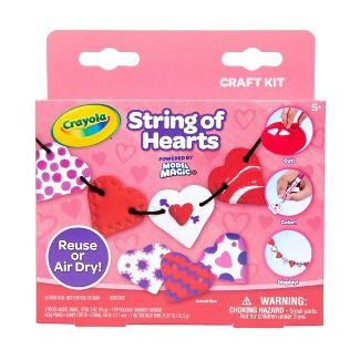 Crayola Valentines' Model Magic Kit - String of Hearts