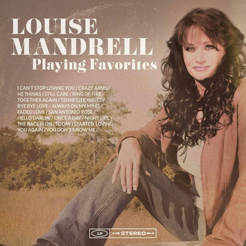 Louise Mandrell - Playing Favorites (CD) - image 1 of 1