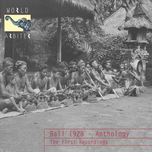 Various - Bali 1928 anthology:First recordings (CD) - image 1 of 1