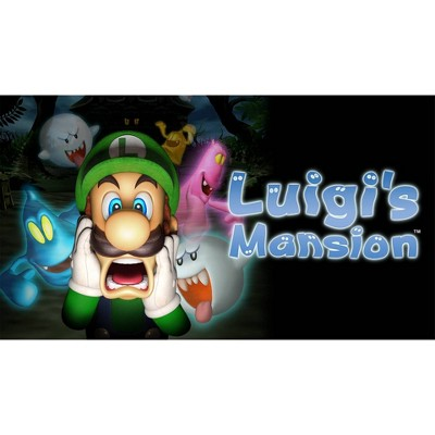 Luigi's Mansion - Nintendo 3DS (Digital)