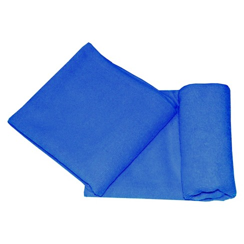 Khataland Equanimity Hand Towel 2 Pack - Blue - image 1 of 1