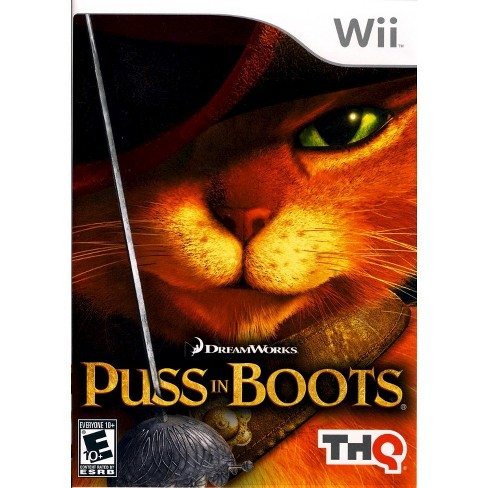 Puss in Boots Nintendo Wii - image 1 of 1