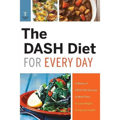 Dash Diet for Every Day - by  Telamon Press (Paperback) - image 1 of 1