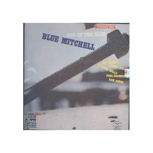 Blue Mitchell - Out of the Blue (CD) - image 1 of 1