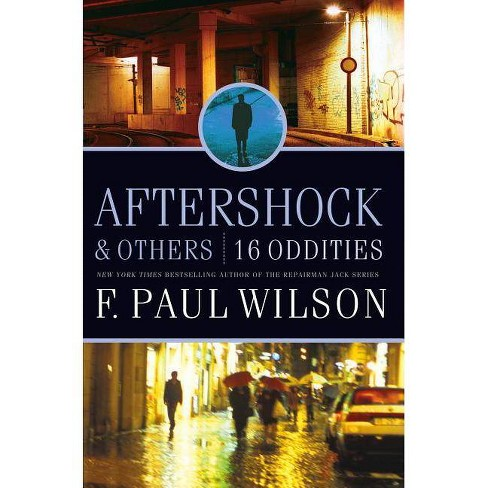 Aftershock & Others - by  F Paul Wilson (Paperback) - image 1 of 1