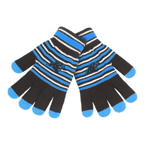 NFL Carolina Panthers Knit Glove - image 1 of 1