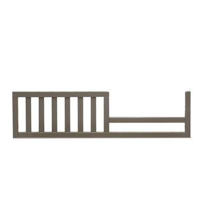 Sorelle 136 Toddler Crib Conversion Rail Stone Gray