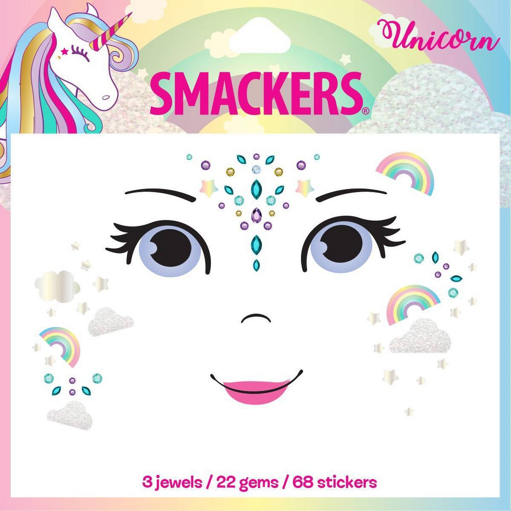 Image of Lip Smackers Sparkle & Shine Body Jewel - Design A 1ct