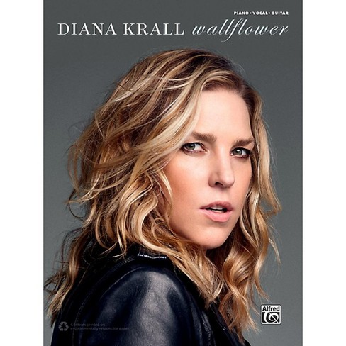 Alfred Diana Krall: Wallflower - Piano/Vocal/Guitar Songbook - image 1 of 1