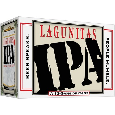 Lagunitas IPA Beer - 12pk/12 fl oz Cans