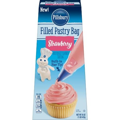 Pillsbury Strawberry Pastry Bag - 16oz - image 1 of 1