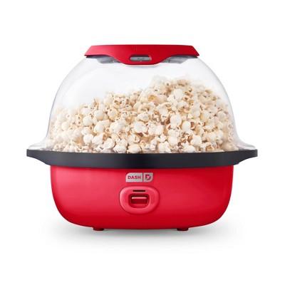 Dash 6qt SmartStore Stirring Popcorn Maker - Red