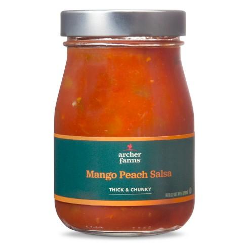 Mango Peach Salsa Medium 16oz - Archer Farms™ - image 1 of 1