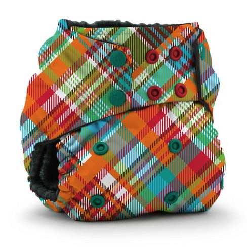 Kanga Care Rumparooz OBV (Organic Bamboo Velour) One Size Pocket Cloth Diaper - Snap - image 1 of 3