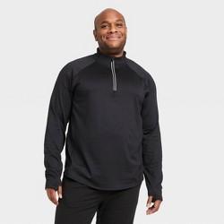 Men's Premium Layering Quarter Zip Pullover - All in Motion™