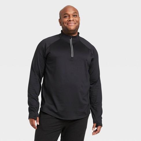 Men's Premium Layering Quarter Zip Pullover - All in Motion™ - image 1 of 4