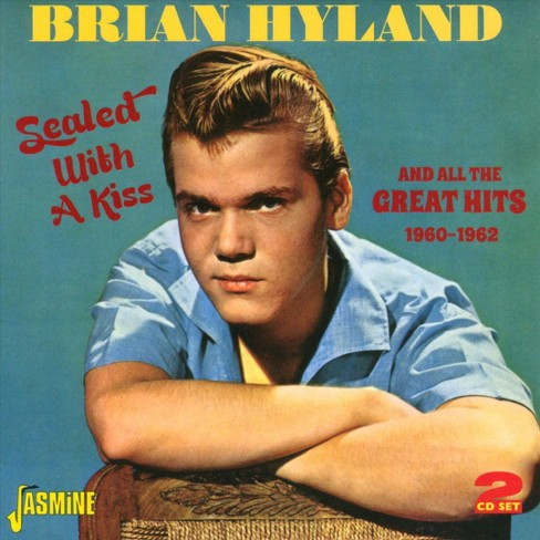 Brian hyland - Brian hyland:Sealed with a kiss and a (CD) - image 1 of 1
