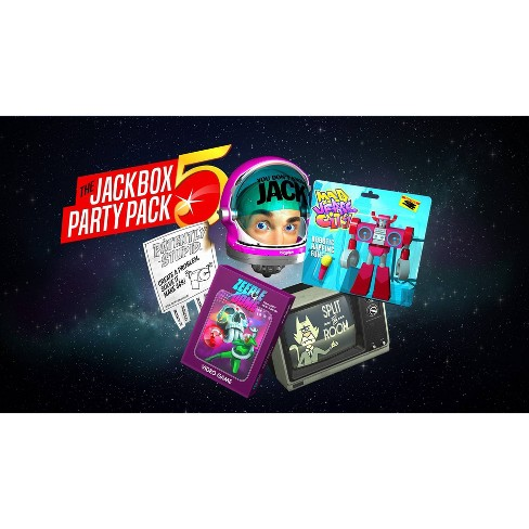 Thee Jackbox Party Pack 5 - Nintendo Switch (Digital) - image 1 of 4