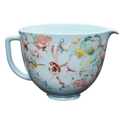 KitchenAid 5qt Gardenia Ceramic Bowl - KSM2CB5