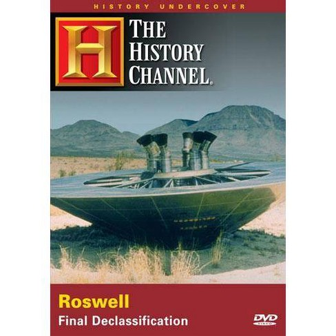 Roswell: Final Declassification (DVD) - image 1 of 1