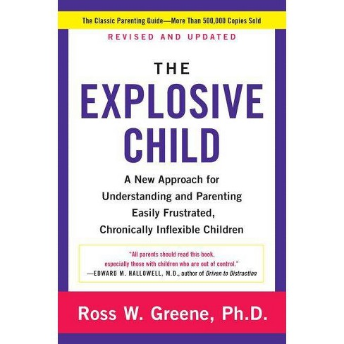 The Explosive Child -  5by  Ross W Greene (Paperback) - image 1 of 1