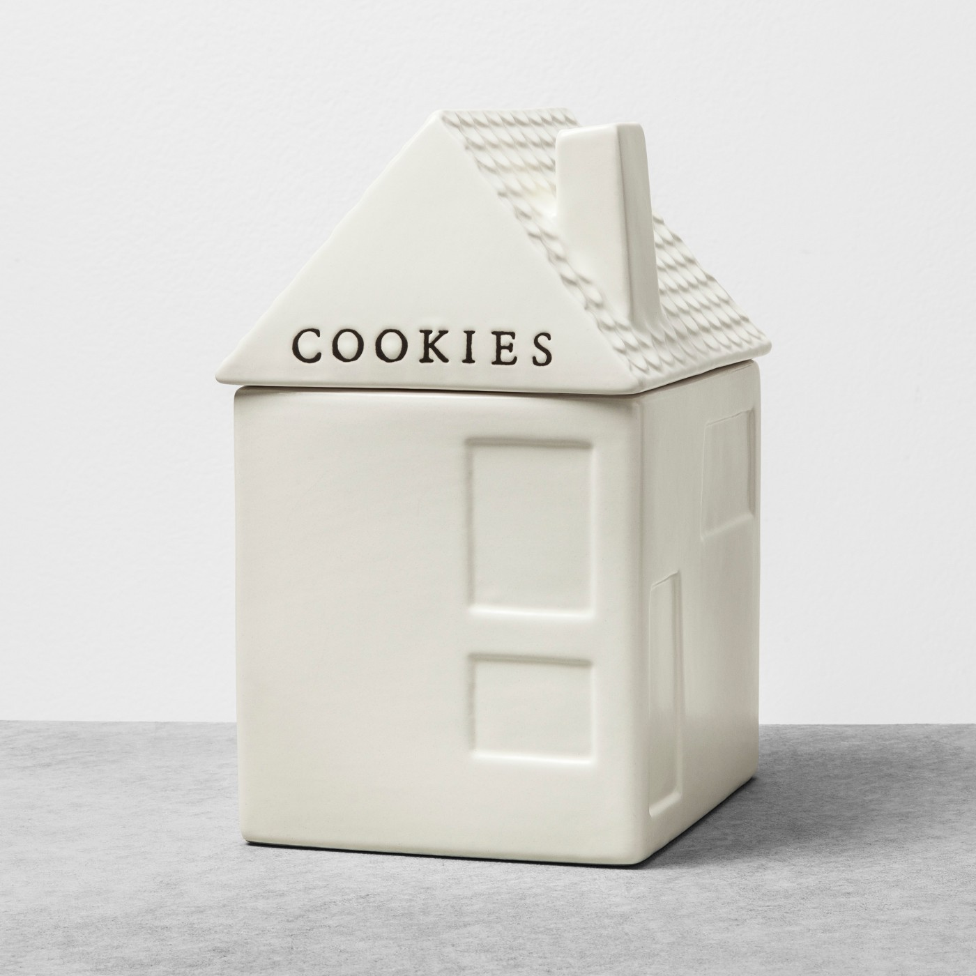 Cookie Jar White Hearth & Hand with Magnolia