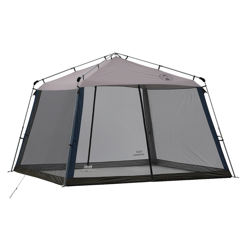 Image of Coleman Instant Screened Canopy 11'x11', Gray