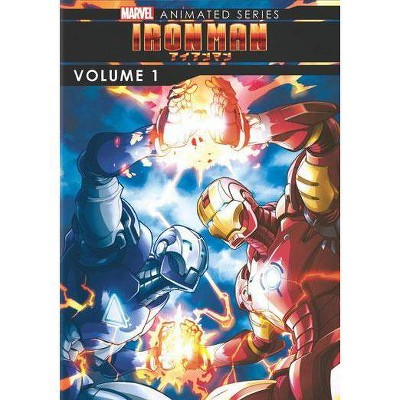Marvel Animated Series: Iron Man Volume 1 (DVD)(2012)